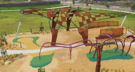 Livingston Megasaurus Park