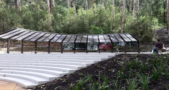 Kokoda Memorial Terrace