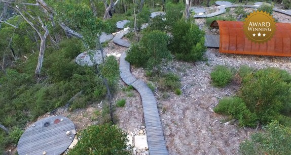 Wonderland Hiker Camp